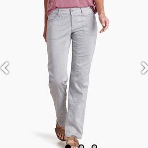 Kuhl Cabo Relaxed Fit Outdoor Pant in Ash grey